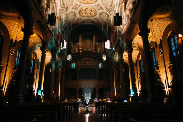 Église Gesu par Caroline Campeau